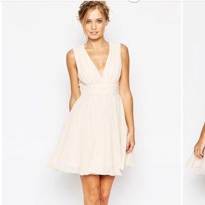 Marilyn-esque light pink Dress!